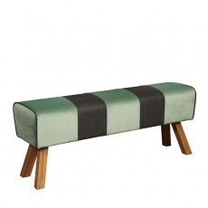 Pommel Bench 2 Seater
