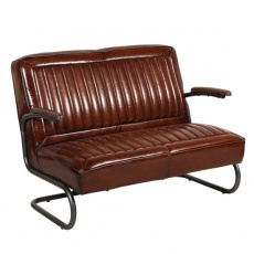 Pullman 2 Seater Bench