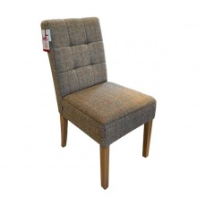 Colin Chair in Harris Tweed Hunting Lodge Fabric