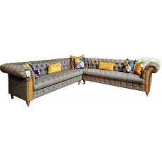 Chester Club - Modular Sofas Corner Element