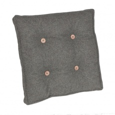 40 x 40 Button Box Cushion