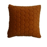 Deco Cushion 40X40 Hex Pattern