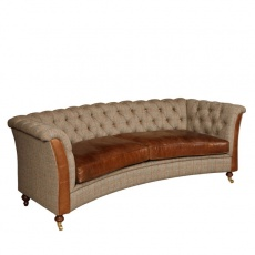 Granby 3 Seater Curved Sofa