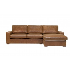 Maximus (Standard) 3 Seater Corner Sofa with Right Hand Facing Chaise