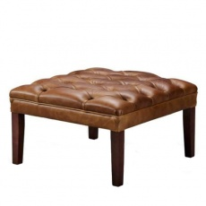 Monarchy Footstool