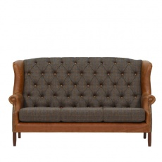 Wing Armchair 3 Seater