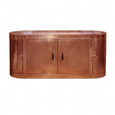 Aviator Sideboard in Vintage Copper