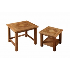 Welbeck Nest of 2 Tables