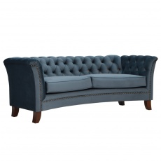Chelsea Curved Sofa 4 Seater