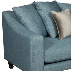 Penryn Pillowback Snuggler Chair