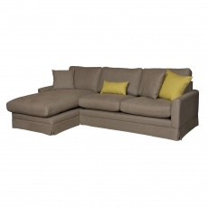 Falmouth 3 Seater Chaise - LH facing