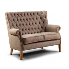 Hexham 2 Seater - Hunting Lodge Harris Tweed - Fast Track Delivery