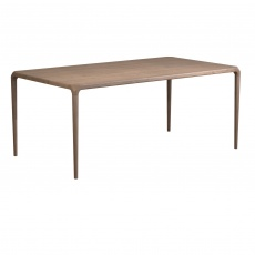 Holcot Dining Large Table - Grey Finish