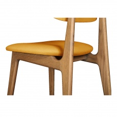 Bari Dining Chair - Bespoke Upholstered Chair