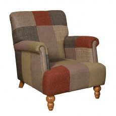 Burford Patchwork Chair