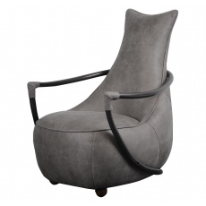 Sutton Chair (Maverick - Millan Steel Cover)