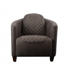 Triumph (Trident) Chair - Nutmeg Fabric
