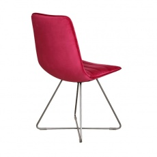 Ivor chair with Metal Legs