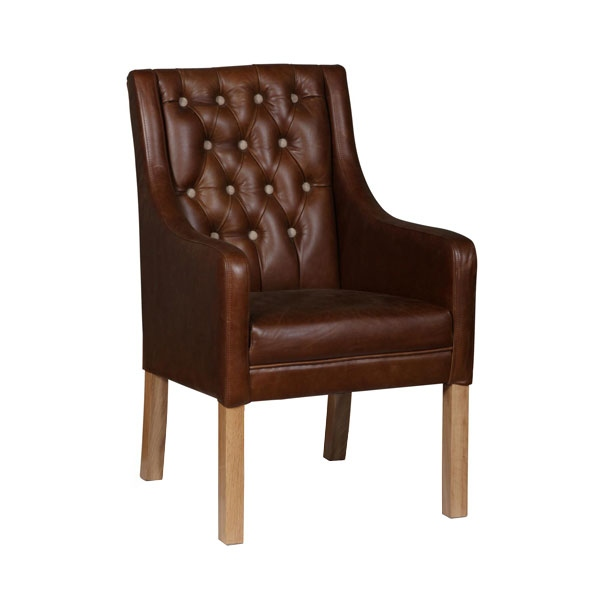 Carlton Morton Chair