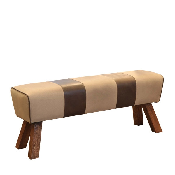 Carlton Pommel Bench 3 Seater