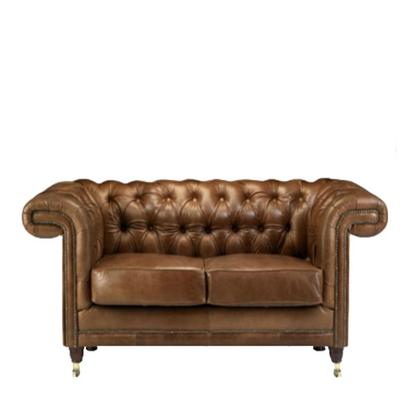 vintage Chester Lounge 2 Seater