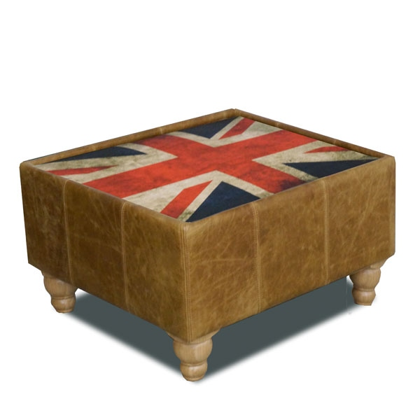 vintage Coffee Table - Square
