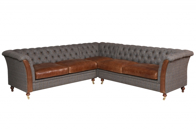 vintage Granby - Modular Sofas Promo Set Offer - (Two-Corner-Two)