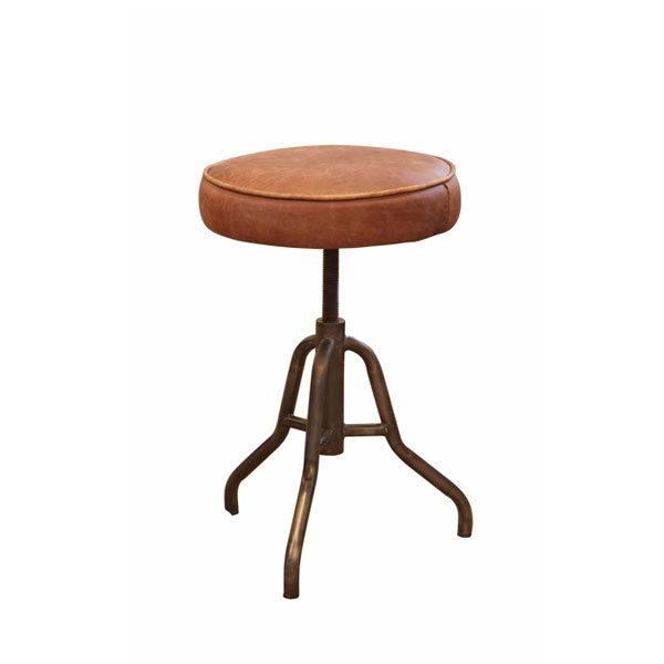 Carlton Oakley Wind Up Stool