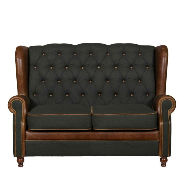 vintage Linby Club 2 Seater