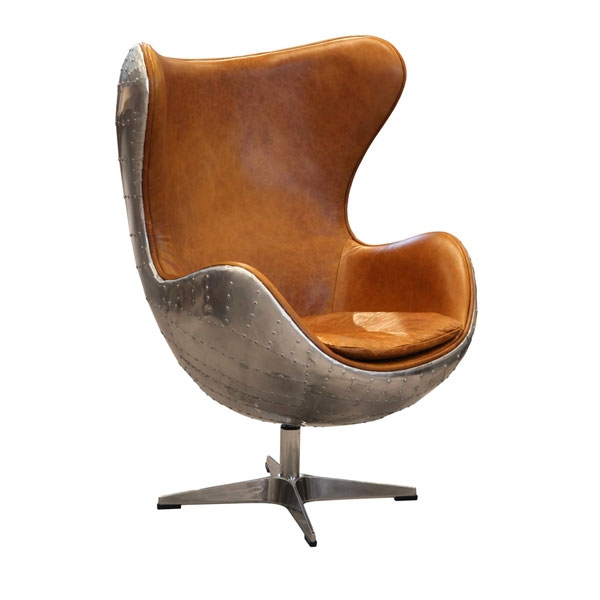 Carlton Keeler Wing Desk Chair in Jet Silver