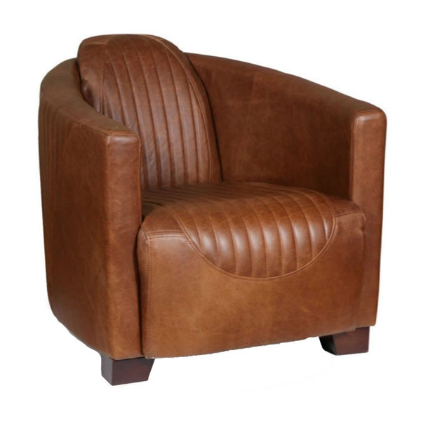 vintage Spitfire Club Chair