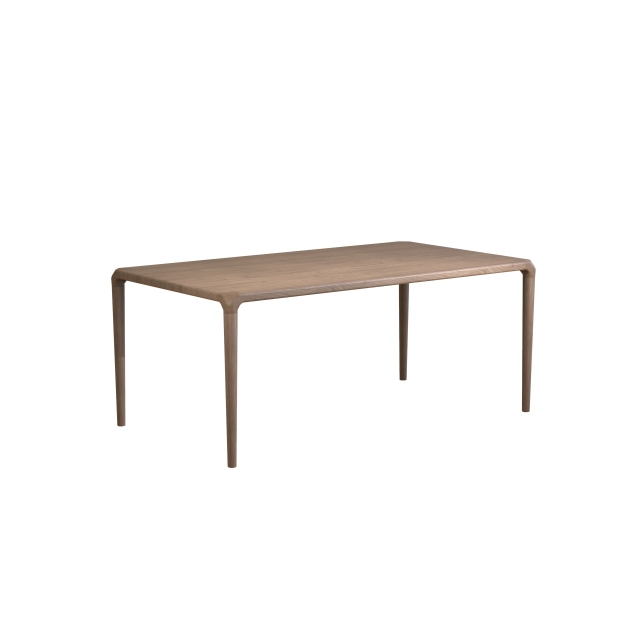 Carlton Holcot Dining Table - Grey Finish